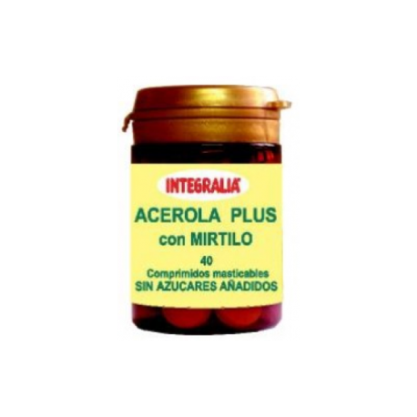 Acerola Plus con Mirtilo Integralia