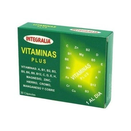 Vitaminas Plus Integralia