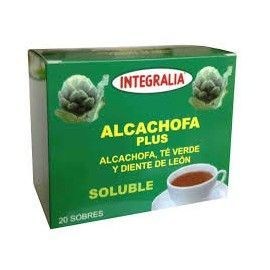 Alcachofa Plus Soluble Integralia 20 sobres