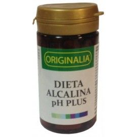 Dieta Alcalina pH Plus Originalia