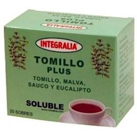 Tomillo Plus soluble 20 sobres
