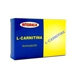 carnitina 500mg 60 capsulas