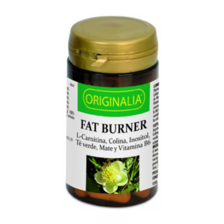 Fat Burner Originalia 60 cápsulas