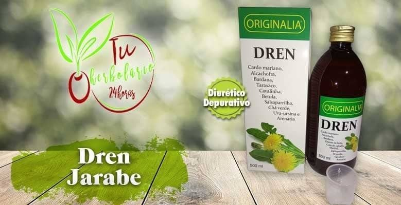 Dren Jarabe Originalia 500 ml.